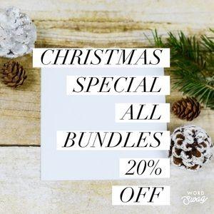 Christmas bundle deals